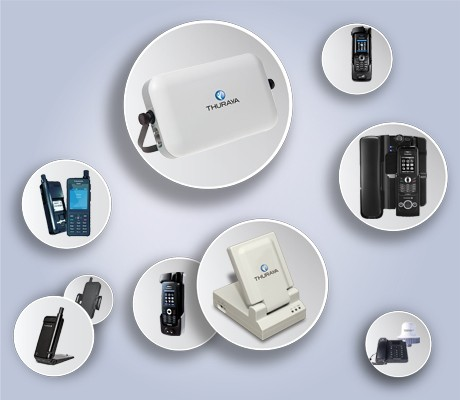 Save and improve lives We provides coverage in the most remote locations..Thuraya